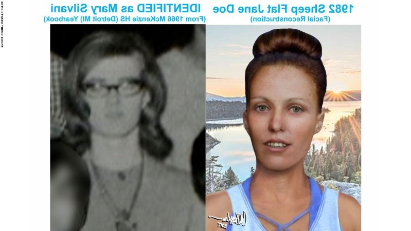 Crime: DNA sleuths ID Mary Sil...