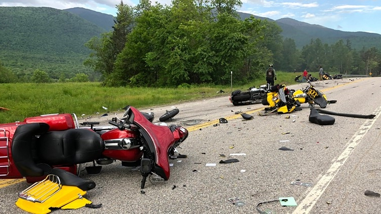 By Photo Congress || Fatal Motorcycle Accident Yesterday Nh