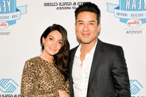 Entertainment Baby No 3 Mario Lopez S Wife Courtney Mazza Gives Birth Pressfrom Us Here's to future birthdays on. wife courtney mazza gives birth