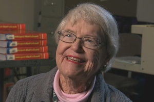 85-year-old teacher hasn't missed a day of class in 26 years