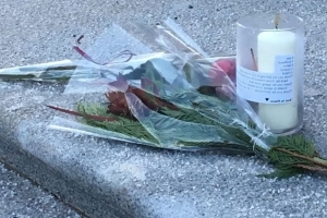 Suicide victim outside legislature was military veteran with depression, family says