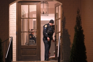 Franklin police identify mother and son found fatally shot in home