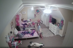 She installed a Ring camera in her children's room for 'peace of mind.' A hacker accessed it and harassed her 8-year-old daughter.