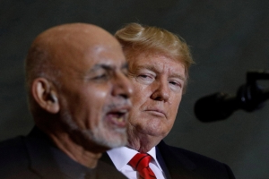 Trump admin intends to announce Afghanistan drawdown as early as next week