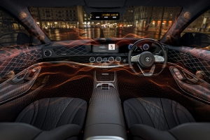 The best new car tech of CES 2020