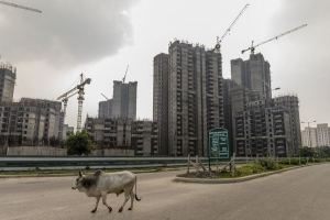 India's 'Ghost Towns' Saddle Middle Class With Debt---and Broken Dreams