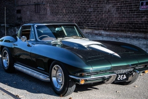 Invest In An Award-Winning 1967 Chevy Corvette