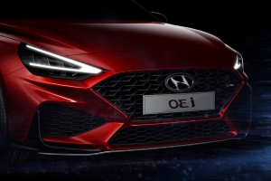Refreshed 2021 Hyundai Elantra GT, also known as i30, coming to Geneva