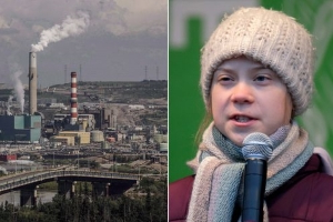 Disgusting Sticker Of Greta Thunberg Linked To Alberta Oil Shocks Canadians