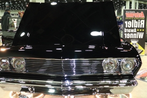 1963 Chevy 2-door Wagon Wins Ridler Award 2020 at Detroit Autorama