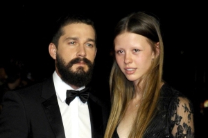Shia LaBeouf and Mia Goth hint at reunion two years after divorce
