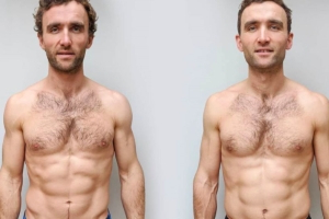 One Twin Went Vegan. The Other Didn't. Here's What Happened to Their Bodies