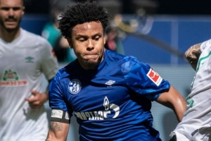 bracelet for George Floyd: McKennie sends a message