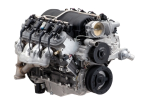 Chevrolet Performance tunes 7.0-liter LS427/570 crate motor to 570 hp