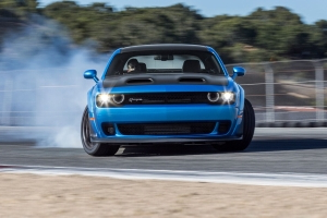Dodge Teases 8,950-HP 2021 Performance Lineup With Exhaust Noise and Electric Guitars