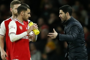 Arteta keen to complete permanent Arsenal deal for Ceballos
