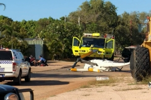 Man and young girl killed in Broome helicopter crash