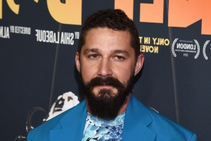 Shia LaBeouf got a real