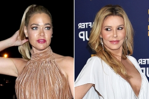 Brandi Glanville Has NSFW Response to Denise Richards' Instagram