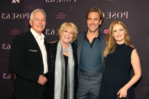James Van Der Beek Reveals Mom Melinda, 70, Has Died: 'I'm Still in Shock'