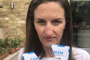 Face masks: Conservatives cut up membership cards in protest at new rules