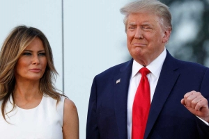 Donald and Melania Trump: the shocking revelations of a former housekeeper on their relationship