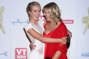 Jessica Marais mourns loss of her mother Karen