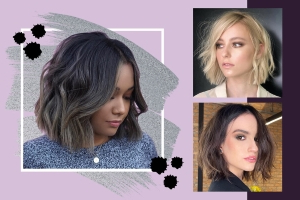 Trendy Hacked Bob Hairstyle: We'll be wearing this short haircut in 2020 - and beyond