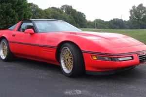 See The V12 Chevy Corvette GM Built In Response To The Dodge Viper