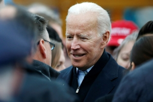 Biden claims he has 'benefited' from white privilege