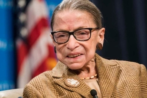 Celebrities mourn Ginsburg, call for voters to act