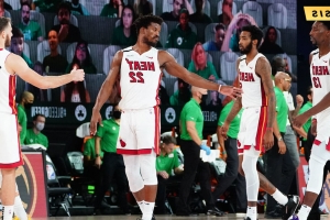 How the unkillable Heat have put the Celtics on the ropes