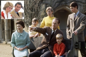 Book reveals Prince Philip's complicated relationship with Charles