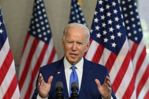 Biden sitting on $466M heading into final weeks of election