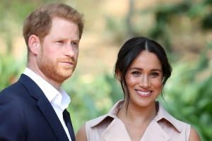 Prince Harry and Meghan Markle Urge Americans to Vote in 'Most Important Election of Our Lifetime'