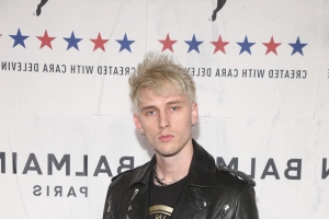 Machine Gun Kelly proud of Pete Davidson's romance with Ariana Grande