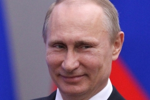 Vladimir Poutine nominated for the Nobel Peace Prize