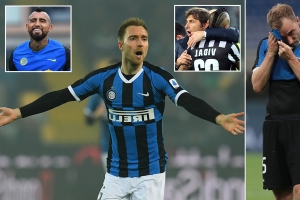 Christian Eriksen's Inter Milan dream has become a nightmare