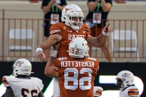 #8 Texas vs. Texas Tech Live Stream, NCAA College Football, TV Channel, Start Time