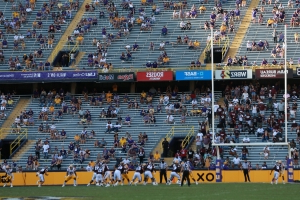 Louisiana AG blames governor's decision to limit fans at 'LSU Stadium' for Tigers' loss