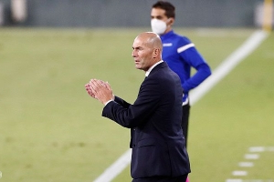 Zidane: 100 LaLiga wins as Real Madrid coach