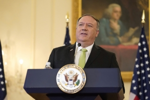 'We sat on this for five decades': Pompeo says US leadership has failed to understand the threat of China