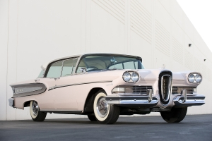 Edsel: Anatomy of a disaster