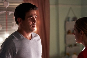 Home and Away: Justin tells Ava about his diagnosis