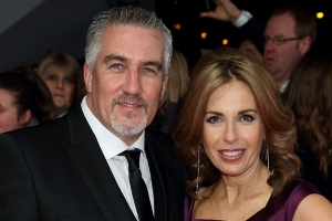 Paul Hollywood's ex-wife Alexandra shares rare photo of son Josh