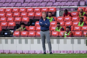 Ronald Koeman's doubts - Barça coach talks about the squad planning