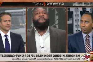 Stephen A. Smith and Max Kellerman Teamed up to Shout Down Marcus Spears On Tuesday
