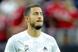 The cursed stat of Eden Hazard at Real Madrid