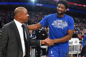 NBA: Coaching search: Sixers meet with Rivers