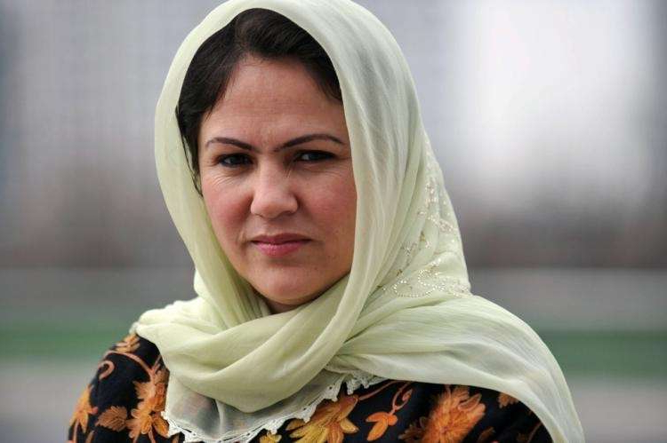 Canada: Fawzia Koofi, the fearless Afghan negotiating with the ...